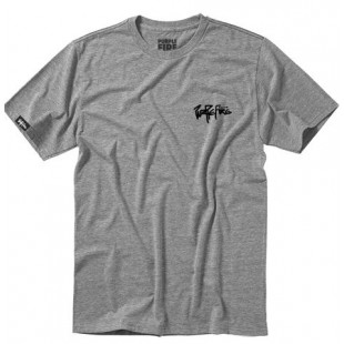 SIGNED GRAY TEE