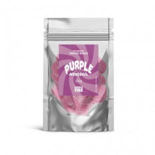 PURPLE MUNCHIES® - STRAWBERRY SMOKE RINGS